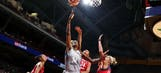 Fowles, Lynx take 2-0 series lead with win over Mystics