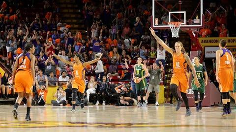 Connecticut Sun center Jonquel Jones wins WNBA Most Improved Player award