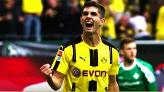 Happy birthday, Christian Pulisic! Check out his top 5 goals as an 18-year-old