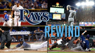 Tampa Bay Rays Rewind -- Sept. 18-24