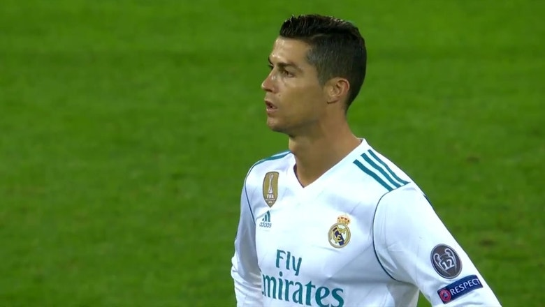 Ronaldo, Bale both score as Real Madrid batter Borussia Dortmund | Champions League Highlights