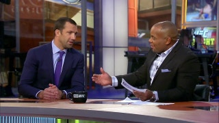 Former champ Luke Rockhold talks to 'UFC Tonight' about his future in the middleweight division