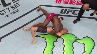 Ovince Saint Preux submits Yushin Okami in impressive UFC Fight Night victory