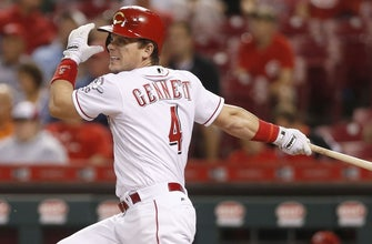 VIDEO: Scooter Gennett sets Reds franchise grand slam record