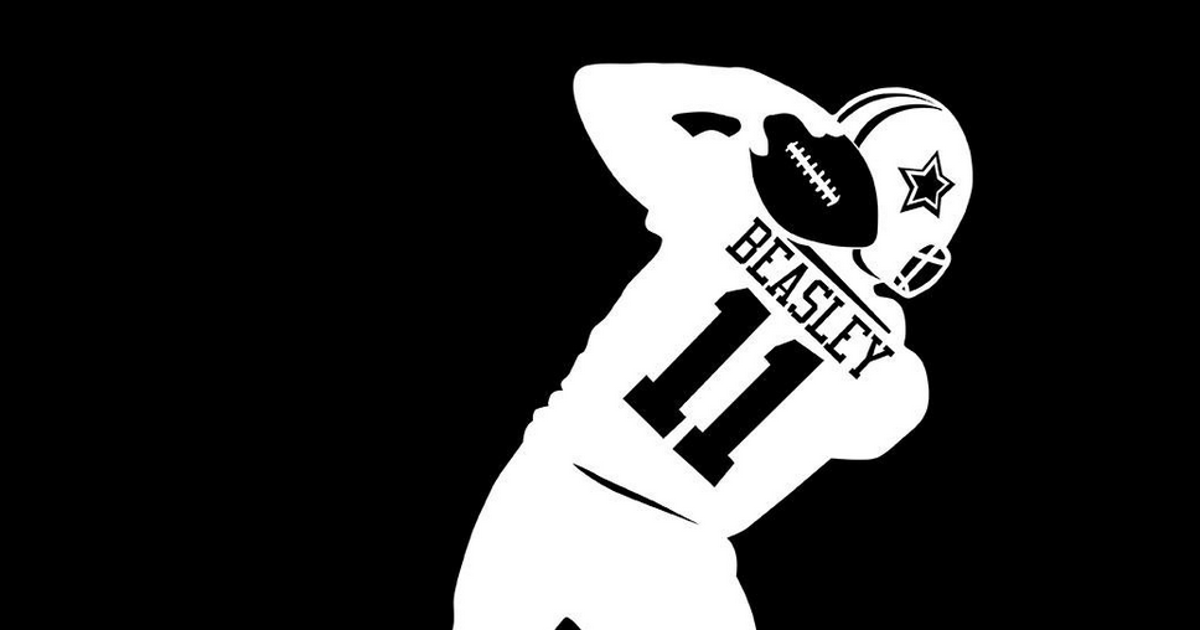 NFL designs awesome logo for Dallas Cowboys receiver Cole Beasley | FOX Sports