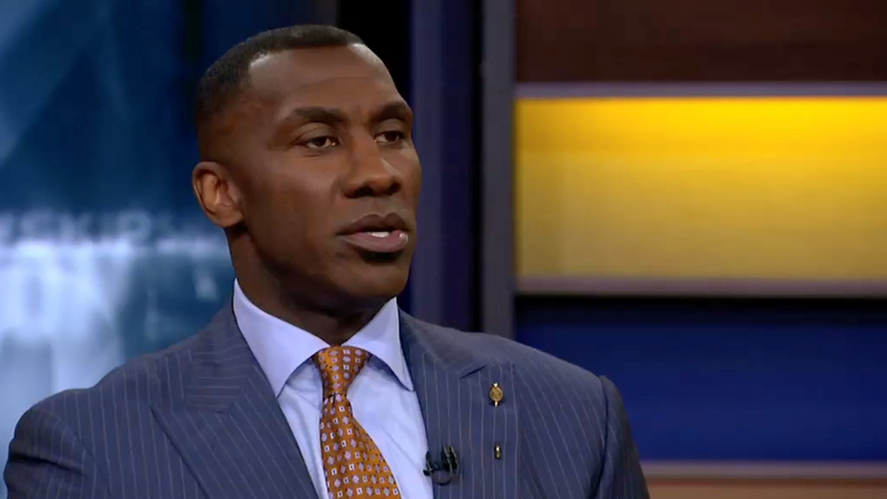 7ecdc5640  Disappointed and unimpressed  Shannon Sharpe s full response to President  Donald Trump s comments about the NFL in Alabama