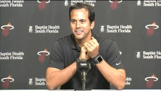 Erik Spoelstra press conference (Part 1 of 2): On new season, player protests, Dwyane Wade