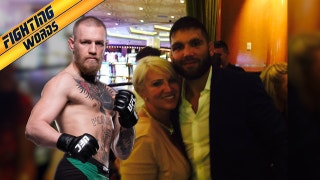 Conor McGregor may not know who Jeremy Stephens is ... but it looks like his mom does