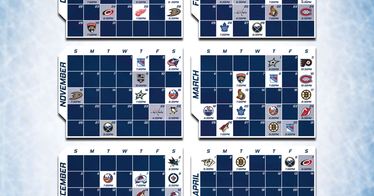 Tampa Bay Lightning Tv Schedule Fox Sports