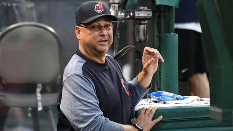 Terry Francona: Manager of the Year finalist