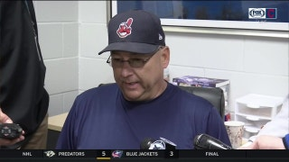 Terry Francona says Corey Kluber is 'just that good'
