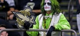 Photos: New Orleans Saints fall to Baltimore Ravens 14-13