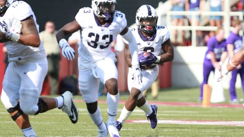 #20 TCU Horned Frogs (2-0)