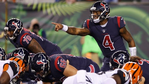 NFL: Houston Texans at Cincinnati Bengals