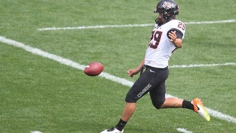 NCAA Football: Oklahoma State at Pittsburgh