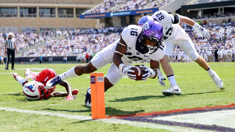 Fast frosh Frogs: Reagor, Snell speedy impacts at No. 16 TCU