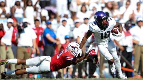 NCAA Football: SMU at Texas Christian