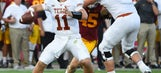 PHOTOS: Texas falls to USC 27-24 in Double-Overtime
