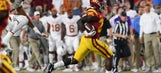 No. 4 USC rallies for double-overtime win over Texas, 27-24