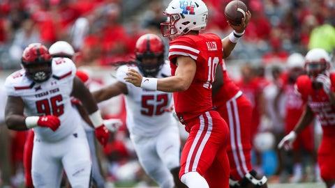 NCAA Football: Texas Tech at Houston