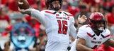 PHOTOS: Texas Tech get big road win over Houston 27-24
