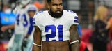 How will the Dallas Cowboys deal with the latest Ezekiel Elliott legal news