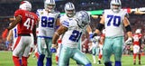 PHOTOS: Dallas Cowboys hold on to beat Arizona Cardinals 28-17