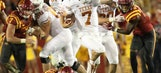 Texas holds off Iowa State 17-7 to open Big 12 play