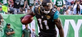 Sore ribs keep Jaguars WR Marqise Lee out of 2nd straight practice