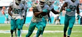 Dolphins overcome continued offensive struggles to beat Titans in home debut