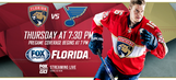 Preview: Panthers look to hand Blues first loss of season