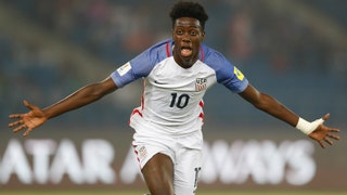 Tim Weah's screamer doubles USMNT lead at U17 World Cup