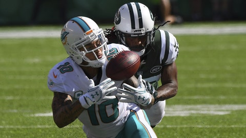 Dolphins look for measure of revenge in rematch with Jets