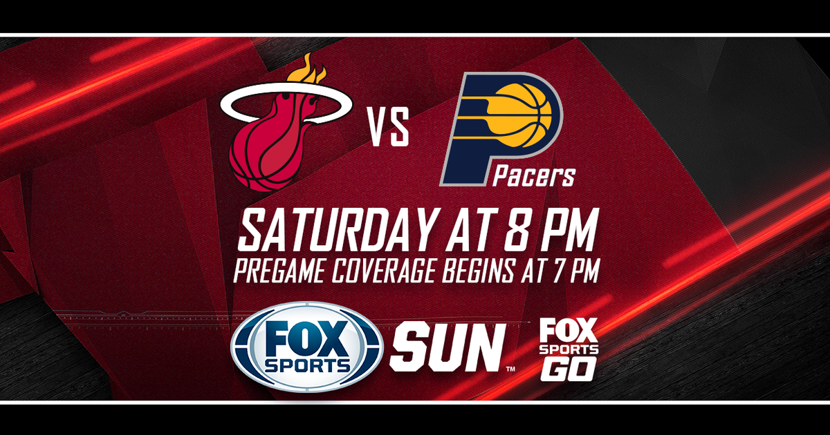 Indiana Pacers at Miami Heat game preview