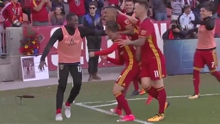 Real Salt Lake vs. Sporting Kansas City | 2017-18 MLS Highlights