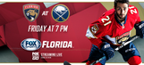 Preview: Panthers pay visit to Buffalo