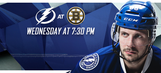 Preview: Lightning conclude four-game road trip in Boston