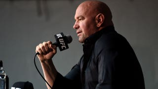 Dana White reflects on the emotional week in Las Vegas