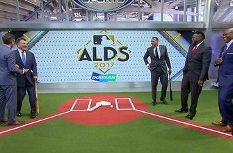 Carlos Correa went deep in Game 2 — the FOX MLB crew breaks down the Astros star's stance and swing