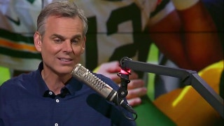 Colin Cowherd reacts to Aaron Rodgers breaking his collarbone