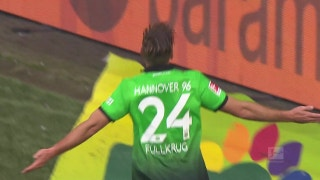 FC Augsburg vs. Hannover 96 | 2017-18 Bundesliga Highlights