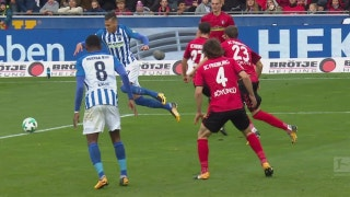 SC Freiburg vs. Hertha BSC Berlin | 2017-18 Bundesliga Highlights