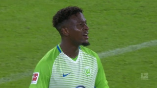 VfL Wolfsburg vs. 1899 Hoffenheim | 2017-18 Bundesliga Highlights