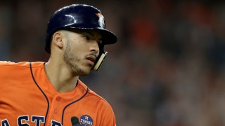 Nothing but praise for Astros' Carlos Correa after ALDS Game 2