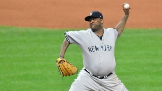 Nick Swisher gives his expectations for CC Sabathia in Game 5 of the ALDS