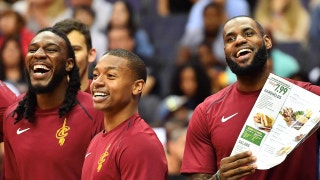 Colin explains why this year's Cavaliers are going to be like a swap meet