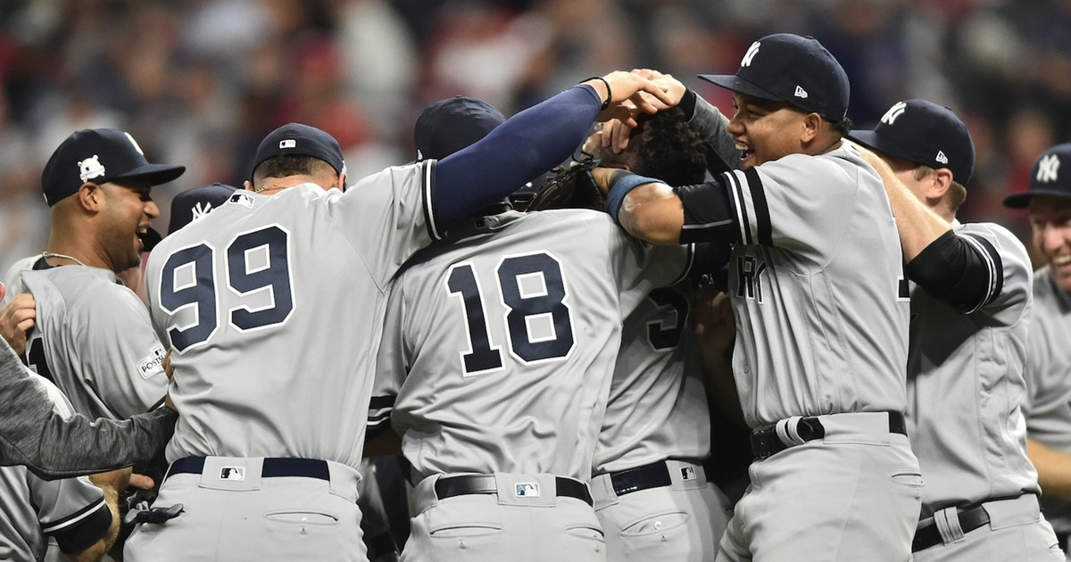 Yankees comeback or Indians collapse - What is the bigger story? (VIDEO)