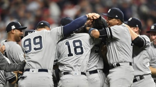 Yankees comeback or Indians collapse - What is the bigger story?