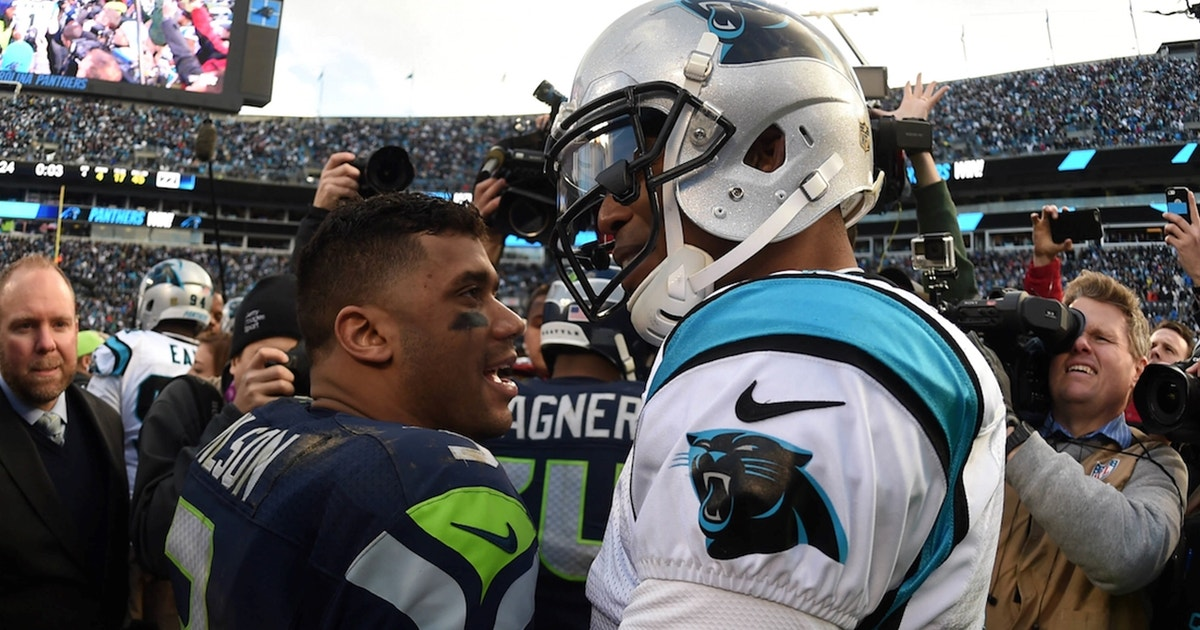 Colin details the fundamental difference between Cam Newton and Russell Wilson (VIDEO)