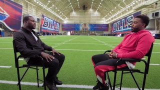 Michael Vick one-on-one with Tyrod Taylor